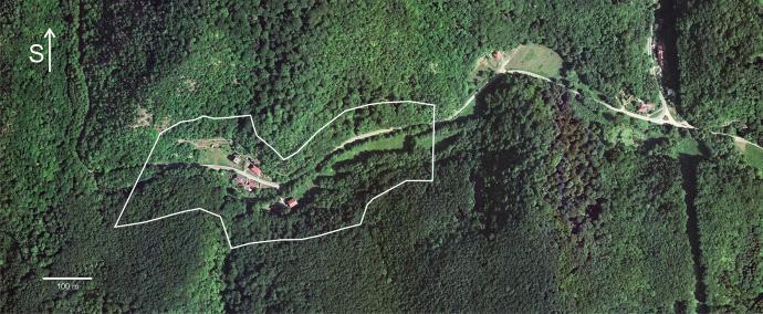 Stará huť u Adamova - památková rezervace