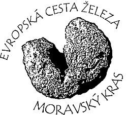 Cesta železa Moravským krasem - logo