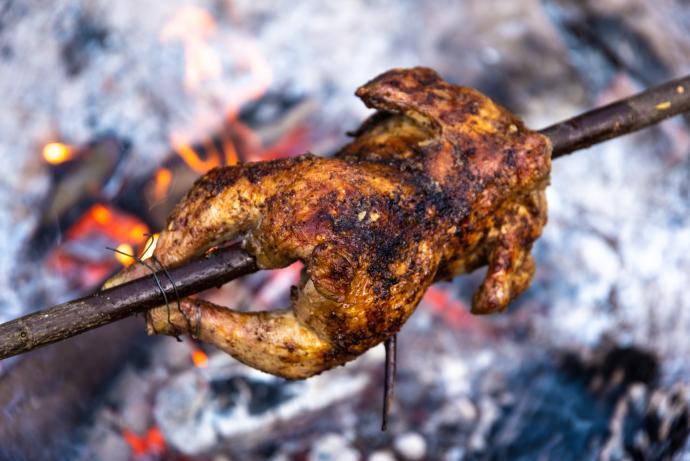 Pečené kuře