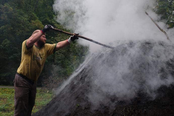 Propichování dymníků