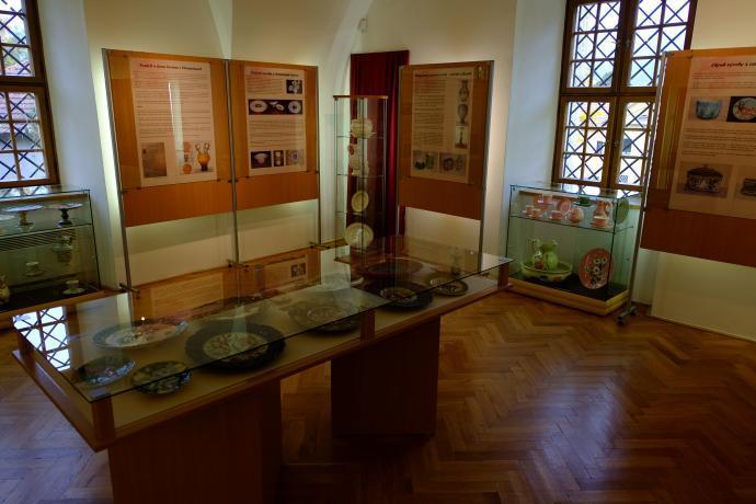 Olomučanská keramika - výstava Muzea Blanenska
